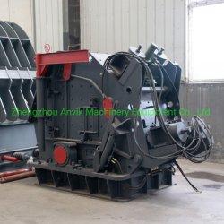 Trituradora de impacto horizontal para la planta de trituración de piedra de guijarros