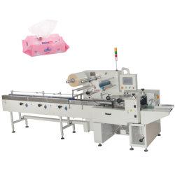Elemento de enchimento automático saco tecido de limpeza da máquina de embalagem