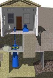 100kw kleine vertikale Kaplan Turbine für Wasserkraft-Projekt