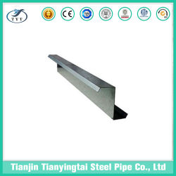 Type Z de l'acier étiré à froid