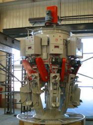 8つの口の回転式セメントのパッキング機械ライン