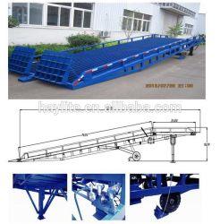 8-10 tonne Heavy Duty de gros de la rampe de chargement du conteneur