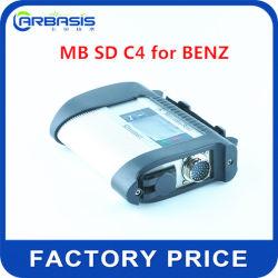 DHL livraison gratuite avec disque dur de qualité supérieure prix d'usine MB Star C4 connecter SD C4 C4 Outil de Diagnostic