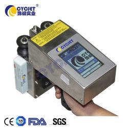 Cycjet Alt360 Ручной струйный принтер код даты машины для картонной коробки и печать