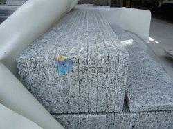 Montante leve do granito de G603 Gery para a escada ajustada (G603)