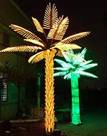 2014の新製品LEDの人工的なココヤシの木の木ランプの装飾ライト