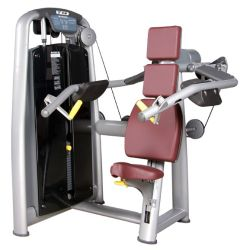 Fabricante original do Produto Profissional Tz Delt-6010 a Máquina de Venda por grosso de equipamento de Fitness Academia a máquina