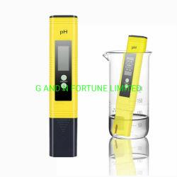 Feder-Mögende pH-Fühler-Messinstrument-Digital-pH-Meter Prüfvorrichtung-Großhandelsfeder