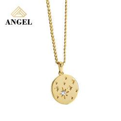 Mode de haute qualité argent 925 Bijoux Bijoux de la poignée de commande de pièces de cadeau pour les femmes tendance