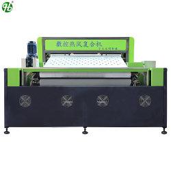 Rolo de espuma máquina de solda elétrica XPE EPE XLPE espessamento e máquina de revestimento
