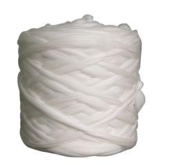 3D*88мм Raw белый 100% нового полиэстер Топс для вращается