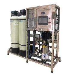 1.000 litros por hora, la ósmosis inversa RO Sistemas de tratamiento de la planta de desalinización de agua máquinas Precio