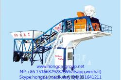 Impianto di miscelazione concreto mobile di Hongda Yhzs60