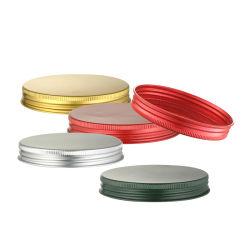 Schroefdop voor aluminium spiraaldop voor Plastic Food Cosmetic voor huisdieren Parfum Mechanical Juice Packaging Bottle deksel