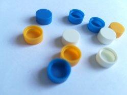 28mm Tapa de rosca de polipropileno plástico