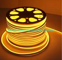 Tamaño compacto de AC220V de gel de sílice de LED Neon Flex para uso exterior