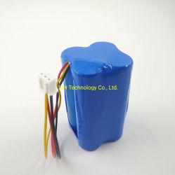 La lámpara portátil Batería de litio-ion 3.7V 18650