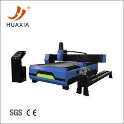 Le CNC tuyau métallique et machine de découpe plasma de feuille de métal