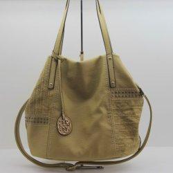نمو [هيغقوليتي] [بو] سيدات حقيبة يد [توت بغ] مع خرزة ترتيب تطريز