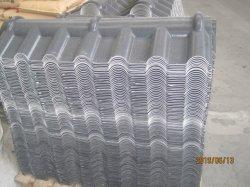 Papelão ondulado PVC ASA de resina sintética Borda lado a lado, teto de resina da borda da folha