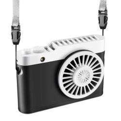 La moda Mini USB manos libres portátil Ventilador de electrónica para niños