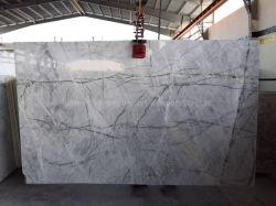 Главная украшения из белого мрамора камня для слоя REST/пол/керамические/ванная комната/стены/плитки/полу плитка