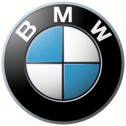 ABS van de douane Sticker van het Embleem van het Kenteken van de Emblemen van de Auto van het Chroom van het Teken van de Auto van BMW de Auto