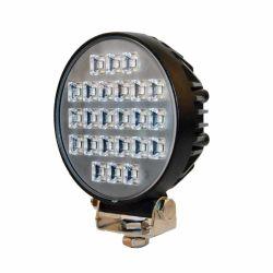 Emark ECE R10 genehmigte 12V 24V 12W 18W 24W 27W 48W CREE Osram quadratische Arbeits-Lichter des Umlauf-LED für LKW-nicht für den Straßenverkehr Traktor-Landwirtschafts-Maschinerie