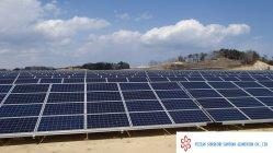 Кронштейн солнечной энергии Уклон крыши SUS 304 болт Pre-Assembled