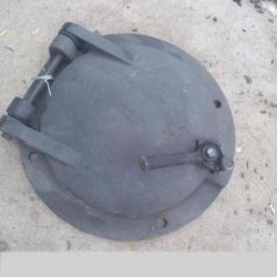 As portas do forno de fundição em areia de ferro personalizado para a indústria de ferro