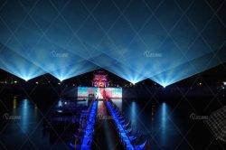 30W luz laser a cores Efeito feixe laser RGB para exterior