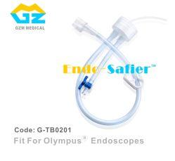 Endoscopia de tubos de aire/agua para endoscopios Olympus