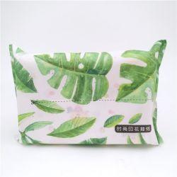 Tessuto di carta stampato di alta qualità con il foglio verde