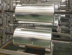 深くアルミニウムインゴット、高品質のアルミホイルを処理することへの現代技術
