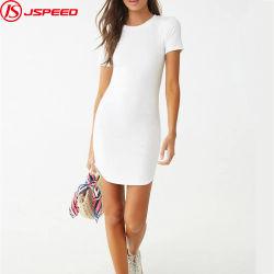 سعر معقول مخصص مثير فارغة ثوب قميص للنساء