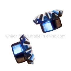 A alta precisão de usinagem CNC 304 316 de aço inoxidável da Engrenagem Cônica