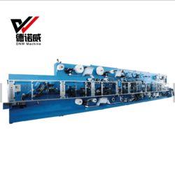 الحفاضات خط إنتاج الآلات المواد الخام المستدقة الصغيرة