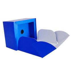 مموّن بالجملة عالة زرقاء [فولدبل] [كلور برينتينغ] منتوجات إلكترونيّة يعبّئ يغضّن يحزم شحن علبة صندوق [ويتن] ملحقة