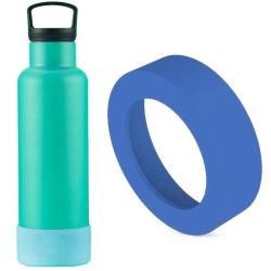 Luva Slicone Luva Ruber garrafa de água em aço inoxidável de 6 cm