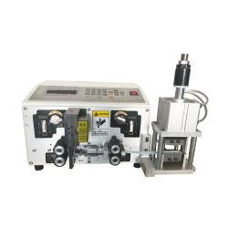 Cable Flexible plana automático de cortar y pelar el cable plano de la máquina que separa la máquina