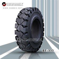 Hanmix pneumatische/feste Gabelstapler-Reifen/industrielle Gummireifen/Betätigen-auf Gabelstapler-Gummireifen/Nicht-Markierung Gabelstapler ermüdet Reifen 18X7-8 5.00-8 6.00-9 6.5-10 7.00-9 7.00-12