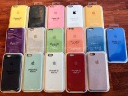 Аксессуары для мобильных телефонов качество оригинала заводская цена силиконовый чехол для телефона iPhone
