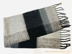 Form-lange Plaid-Zudecke-klumpiger übergrosser Winter-/Fall-warme Schalgrosse Tartan-Schal-Verpackungs-hoher aufgetragener Schal
