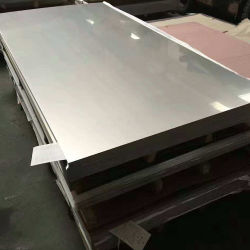 Koudgewalst ASTM AISI SS 201 304 304L 316 316L 310 430 RVS Sheet met 2b Ba haarlijn Spiegel Kleur Decoratieve afwerking