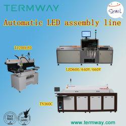 خيط تجميع لوحة LED مع وحدة تركيب شرائح LED L6