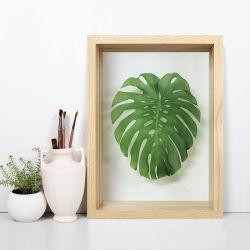 Eco-Friendly 유행 현대 MDF 목제 상자 그림 사진 프레임