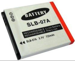 цифровая камера аккумулятор для Samsung SLB-07A