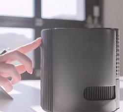 Novo Estilo Desktop Mini frigorífico a água de resfriamento de ar ventilador com preço de fábrica