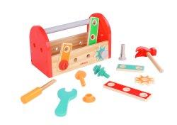 Beweer Stuk speelgoed van de Reeksen van het Hulpmiddel van de Speelgoeddoos van het Spel het Onderwijs Houten voor Jong geitje & Kinderen