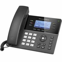 هاتف IP عالي الوضوح متوسط المدى قوي مع WiFi GXP1760W مثالي لـ الشركات المتنامية
